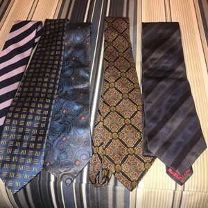 Versace Accessories - Super High End Tie Lot